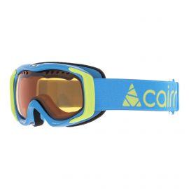 Cairn, Booster goggles kids mat azure lemon blue