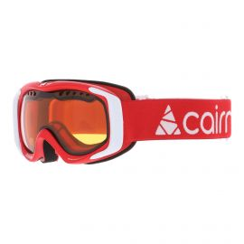 Cairn, Booster goggles kids mat red, white