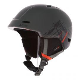 Cairn, Meteor ski helmet unisex forest night mountain green