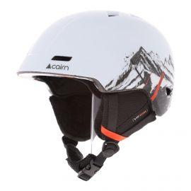 Cairn, Meteor ski helmet unisex mountain white