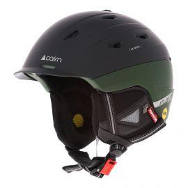 Cairn, Xplorer Rescue Mips ski helmet unisex dark forest green