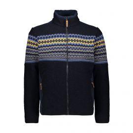 CMP, 30M3217 jacket men oil blue