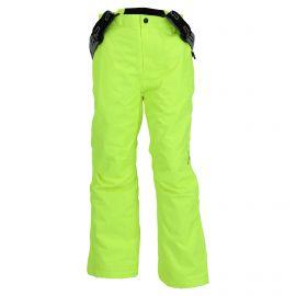 CMP, ski pants kids fluo yellow