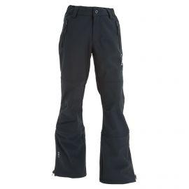 Icepeak, Lodi Jr softshell ski pants slim fit kids black