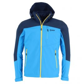 Kilpi, Milo-M softshell ski jacket men dark blue