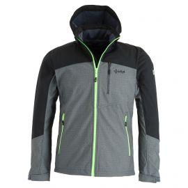 Kilpi, Milo-M softshell ski jacket men dark grey