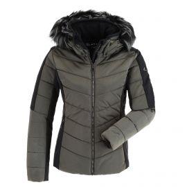 Luhta, Emas ski jacket women steel grey
