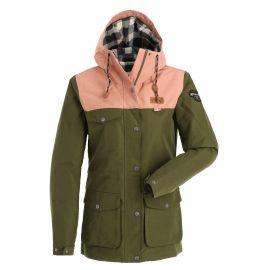 Picture, Kate Jkt ski jacket women army green