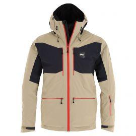 Picture, Naikoon Jkt ski jacket men stone yellow