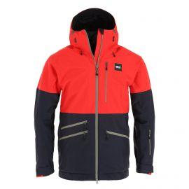 Picture, Stone Jkt ski jacket men dark blue/red