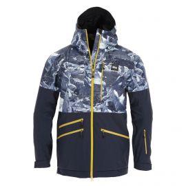 Picture, Stone Jkt ski jacket men print blue