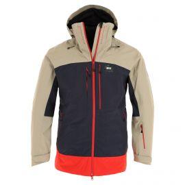 Picture, Track Jkt ski jacket men dark blue