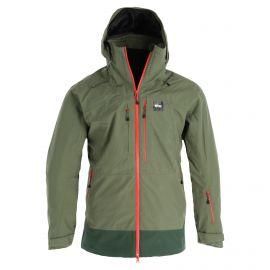 Picture, Track Jkt ski jacket men lychen green
