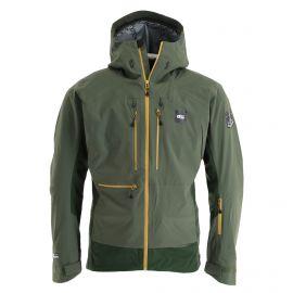 Picture, Welcome Jkt hardshell ski jacket men lychen green