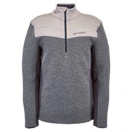 Spyder, Encore Half Zip sweater men forest grey/black