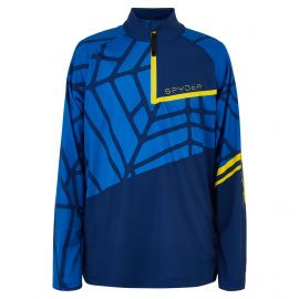 Spyder, Hideout pullover kids abyss blue