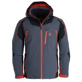 Spyder, Leader GTX ski jacket men ebony grey