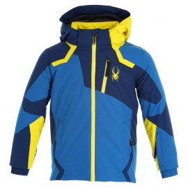 Spyder, Leader ski jacket kids old glory blue