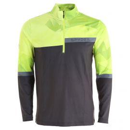 Spyder, Paramount pullover men lime green