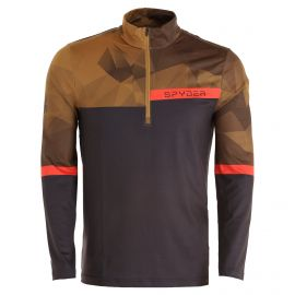 Spyder, Paramount pullover men toasted brown