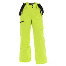 Spyder, Propulsion ski pants kids lime green