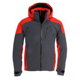 Spyder, Vanqysh GTX ski jacket men ebony grey