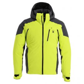 Spyder, Vanqysh GTX ski jacket men lime green