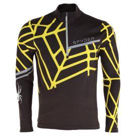 Spyder, Vital pullover men yellow/black