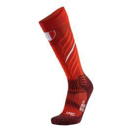 Unleash your Nature, Natyon 2.0 Socks ski socks unisex austria red
