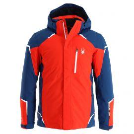 Spyder, Copper GTX ski jacket men volcano red