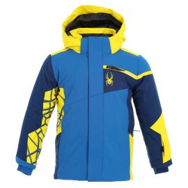 Spyder, Challenger ski jacket kids old glory blue