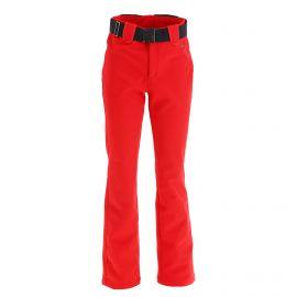 Luhta, Joensuu softshell ski pants women classic red