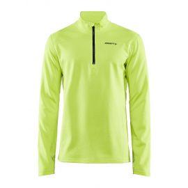Craft, Pin half zip, pullover, men, green