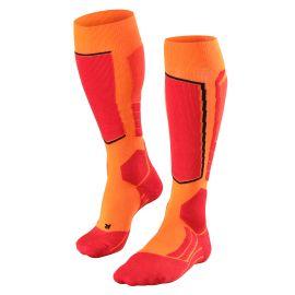 Falke, SK2 ski socks men flash orange