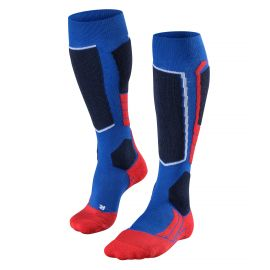 Falke, SK2 ski socks men olympic blue/red/black