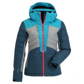 Icepeak, Coleta, ski jacket, women, navy blue