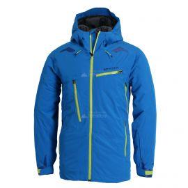 Spyder, Hokkaido GTX, ski jacket, long model, men, old glory blue
