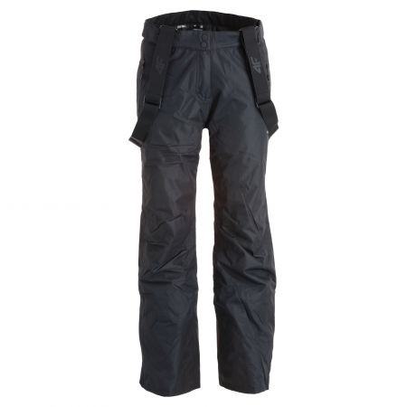 4F, H4Z20-SPDN001 ski pants women deep black