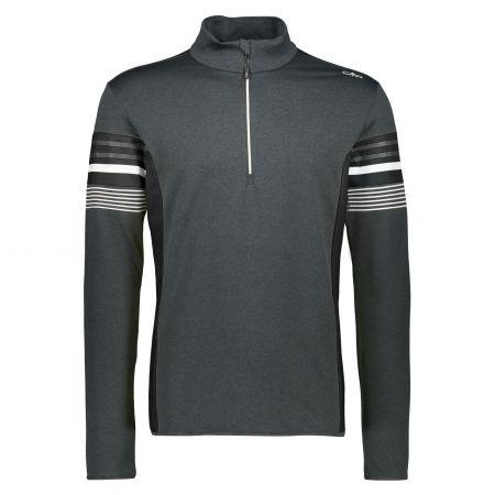 CMP, 30L1227 pullover men antracite melange grey