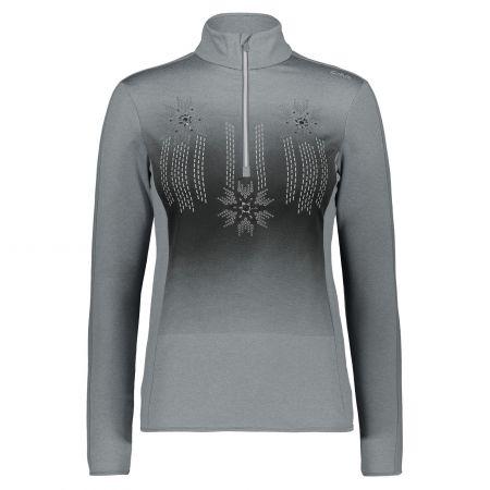 CMP, 30L1386 pullover women graphite grey