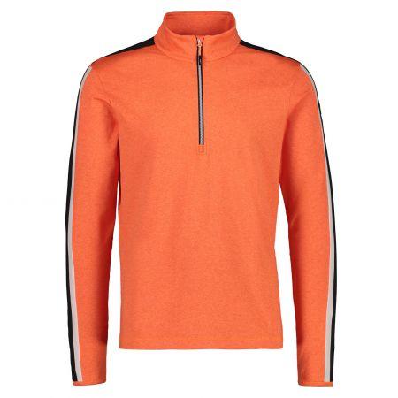 CMP, 39L2577 pullover men fluo orange