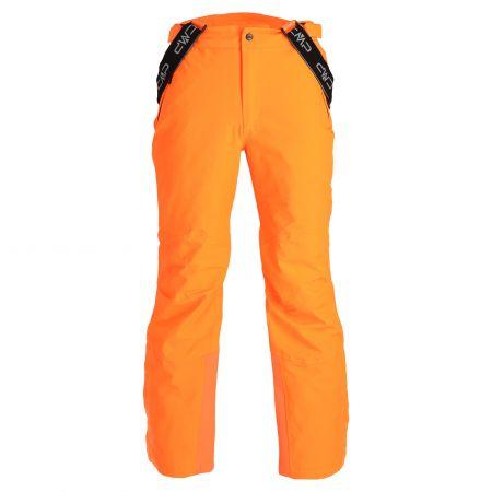 CMP, Ski pants ski pants men fluo orange