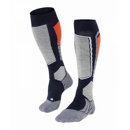Falke, ski socks marine blue