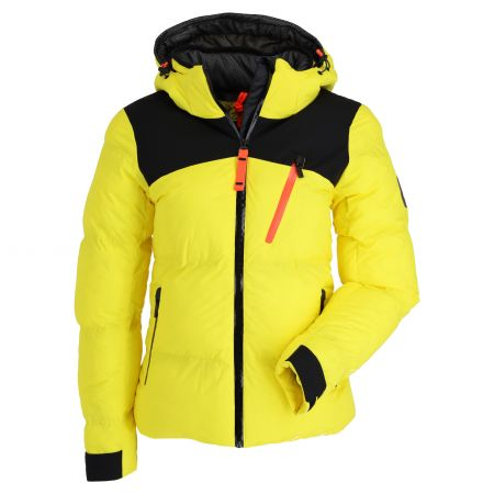 Icepeak, Britton ski jacket women yellow