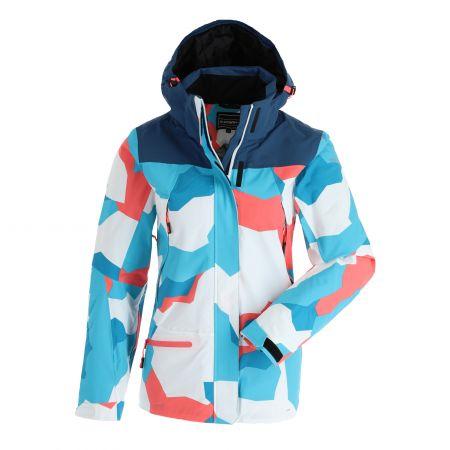 Icepeak, Calera ski jacket women turquoise blue