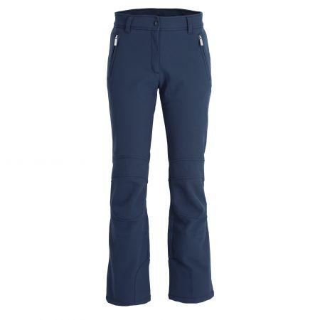 Icepeak, Entiat softshell ski pants slim fit women dark blue