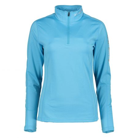 Icepeak, Fairview pullover women turquoise blue