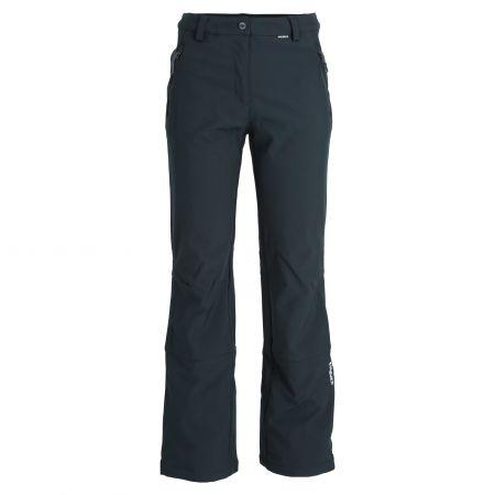 Icepeak, Frechen softshell ski pants slim fit women black