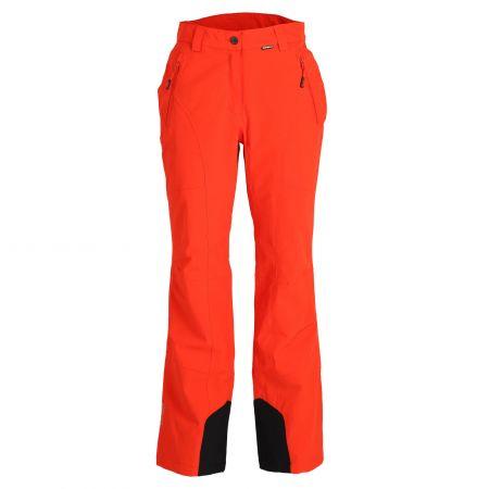 Icepeak, Freyung ski pants slim fit women coral red