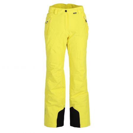 Icepeak, Freyung ski pants slim fit women yellow